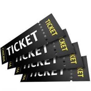 10% off Event Tickets
