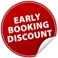 10-20% off hotel stay - ADVANCE BOOKING